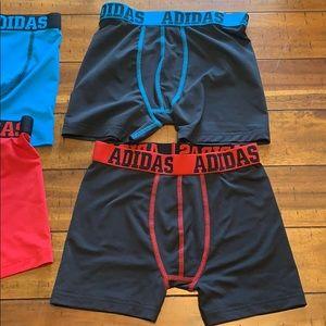 adidas Accessories - 4 Pack NEW Adidas underwear